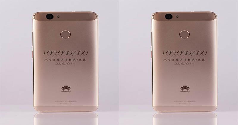 Genjot Persaingan, Huawei Kapalkan 100 Juta Unit Ponsel