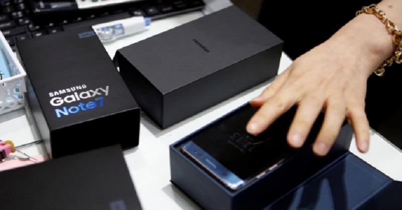 Samsung Digugat atas Recall Galaxy Note 7