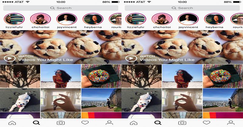 Instagram Stories Hadirkan Lebih Banyak Pilihan via Explore