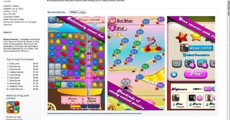 Candy Crush Banting Stir ke Game Show?