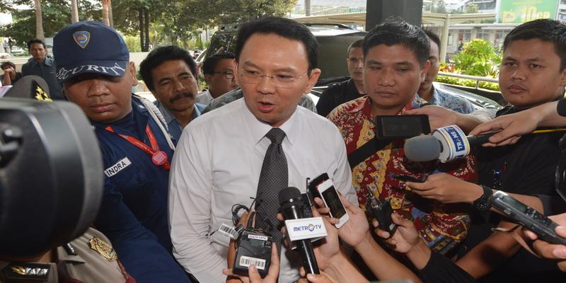 Basuki Tjahaja Purnama alias Ahok (Foto: Ilustrasi)