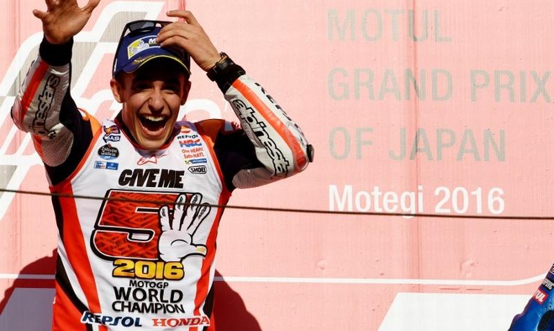 Hot Sport: Marquez Diyakini Bisa Susul Pencapaian Rossi