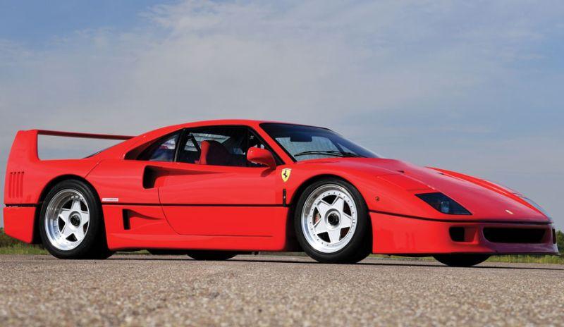 430 Mobil Siap Dilelang, 44 di Antaranya Ferrari