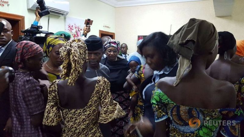 Presiden Nigeria tingkatkan upaya pembebasan sandera dari tangan Boko Haram (Foto: )