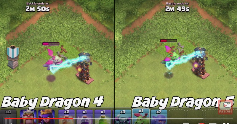 https: img.okezone.com content 2016 10 22 326 1521872 kekuatan-baby-dragon-level-5-clash-of-clans-JIvWAhAJay.jpg