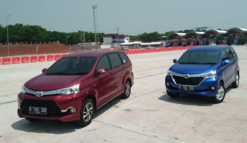 Mobil Avanza untuk fleet tak ada hubungannya dengan pelarangan mobil bermesin di bawah 1.300 cc untuk taksi online (Okezone)