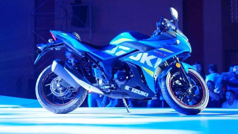 Suzuki GSX-250R (foto: Morebike)
