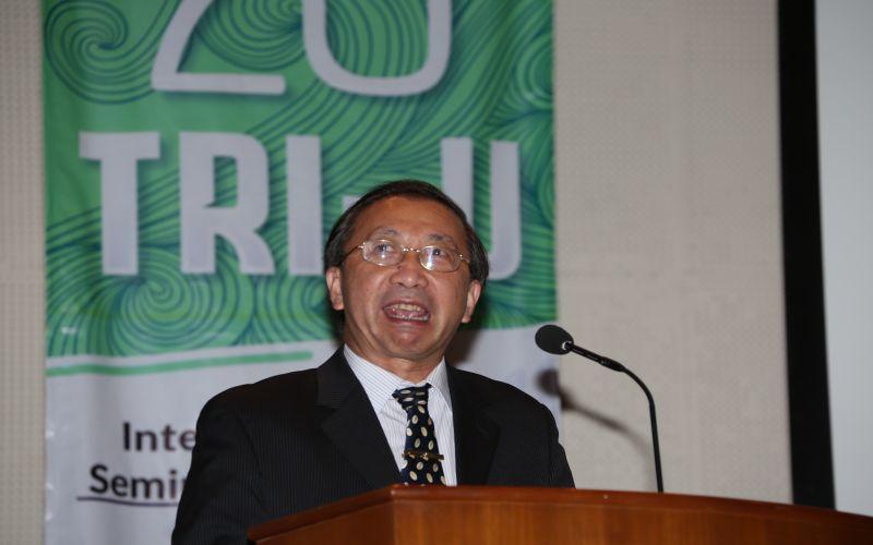 Peneliti Asal China Paparkan Biogas Ramah Lingkungan di Kampus IPB