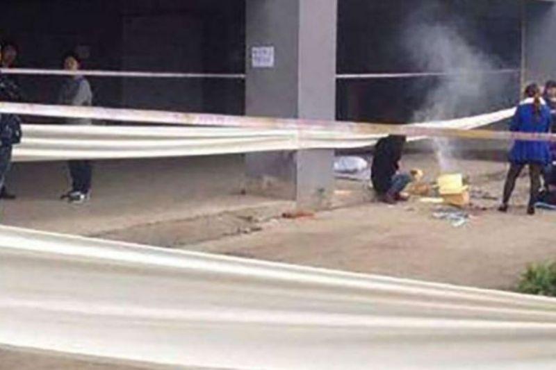 Li bunuh diri karena gajinya tak kunjung dibayar (Foto: South China Morning Post)