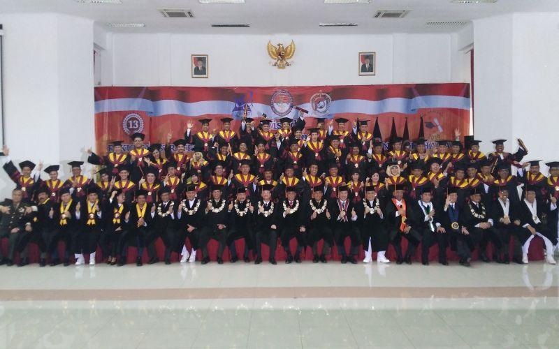 Unhan Luluskan 155 Mahasiswa Pascasarjana