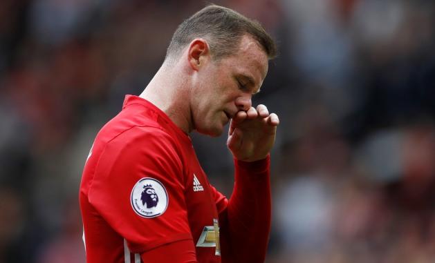 Xavi Sarankan Rooney Tetap Berkarier Di Eropa Okezone Bola
