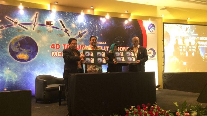 Kekurangan Slot Orbit, Indonesia Upayakan Tambah 'STNK' Satelit