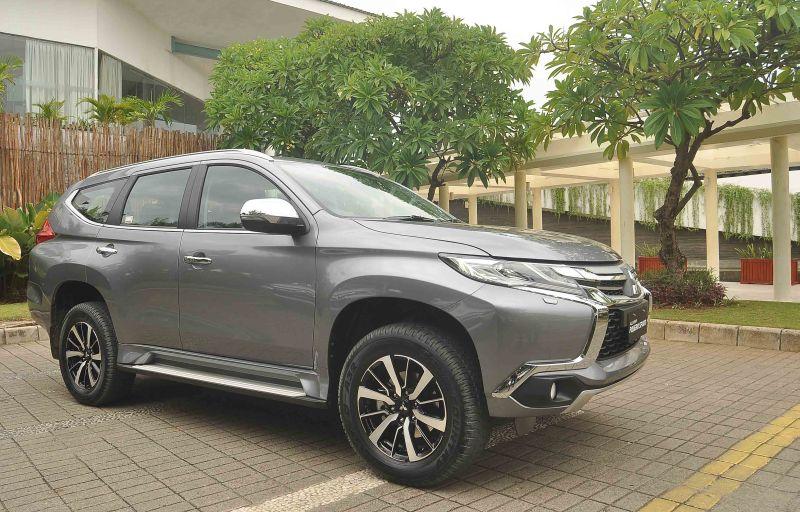 Mitsubishi Pajero Sport kuasai 44 persen pasar medium SUV di Jateng (Foto: Okezone)