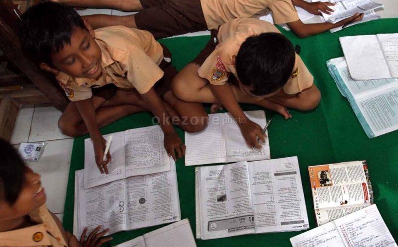 Prihatin, Anggaran Pendidikan di Kota Surabaya Turun