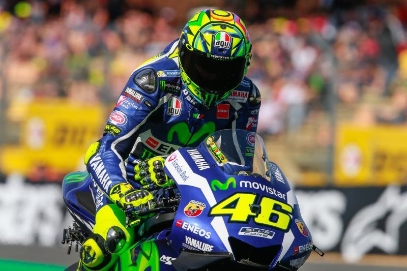 Valentino Rossi Puas Pastikan Status Runner-up Musim Ini ...