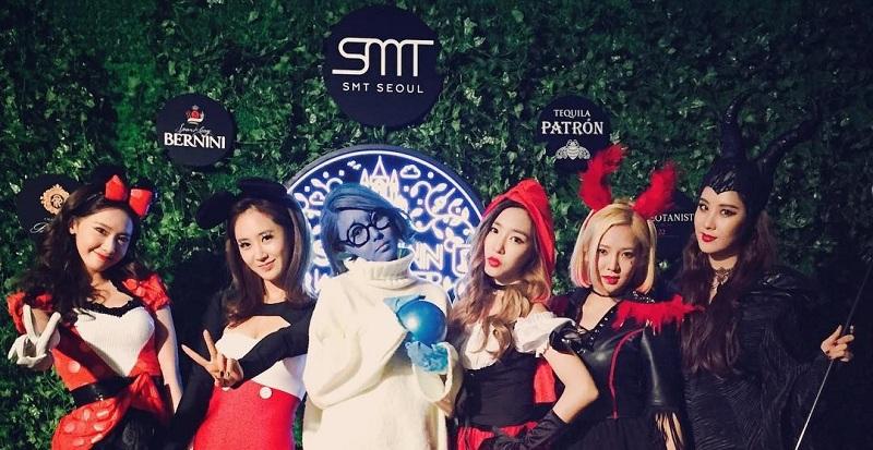 Halloween 2016 Politik Korea Bergejolak Sm Batalkan Pesta Halloween 2016 Okezone Celebrity