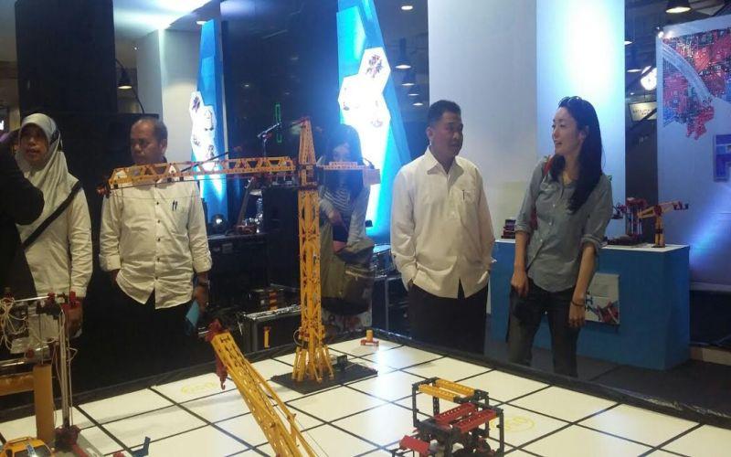 Ajang Kompetisi Robotik Tingkatkan Riset Siswa Madrasah