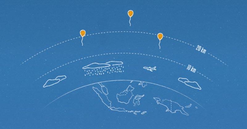 Google Loon Masih Belum Dapat Izin Terbang