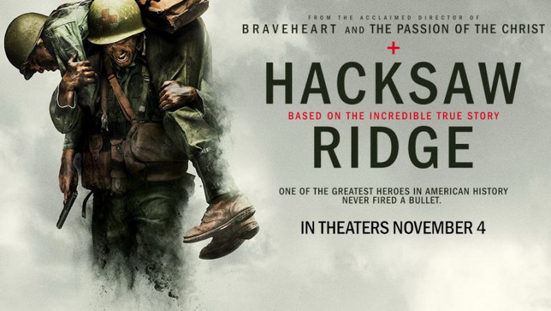 Movie Review Hacksaw Ridge Konsistensi Paramedis Di Pd Ii Okezone Celebrity