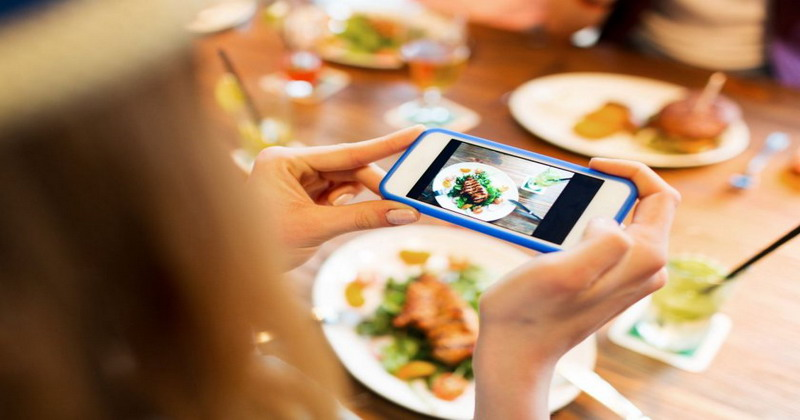 5 Tips Hasilkan Foto Makanan Yang Keren Okezone Lifestyle