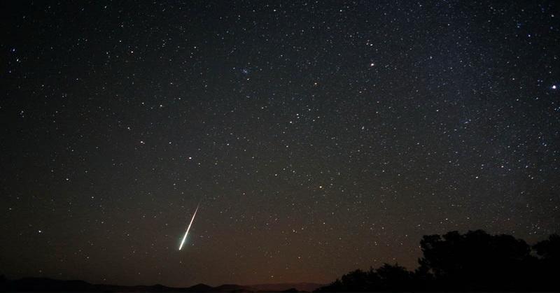 Penduduk Bumi Bakal Saksikan Hujan Meteor Taurid