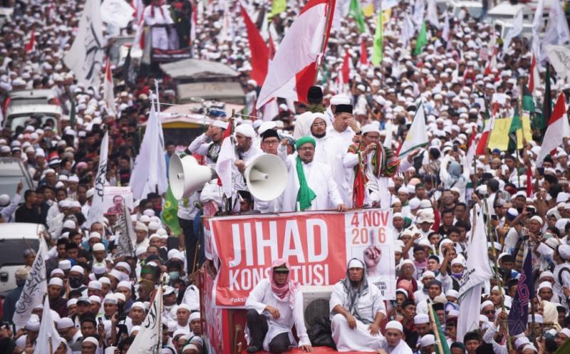 , Demo 4 November, Aksi Besar Bela Islam, Jurnal Suzannita