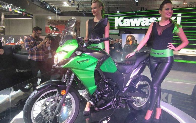 Kawasaki Versys (Rushlane)