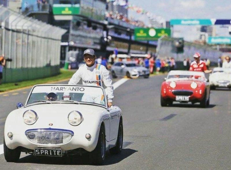 Musim Perdana Rio Haryanto di F1 Dapat Pujian dari Bos Manor Racing