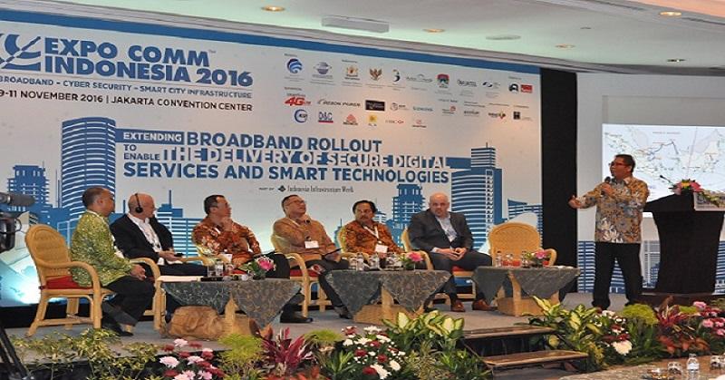 Menkominfo: Pembangunan Infrastruktur Tak Bisa Dibebankan Kepada Operator Telekomunikasi