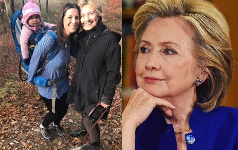 Hillary Clinton liburan pascapilpres AS. (Foto: Facebook)