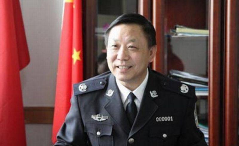 Mantan Kepala Polisi di kawasan Mongolia Utara, Zhao Liping, dihukum mati karena membunuh pacar yang membeberkan tindak korupsinya. (Foto: Nigeria News)