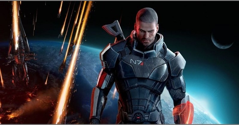 Game Mass Effect Trilogy Tampilkan Teknologi 4K