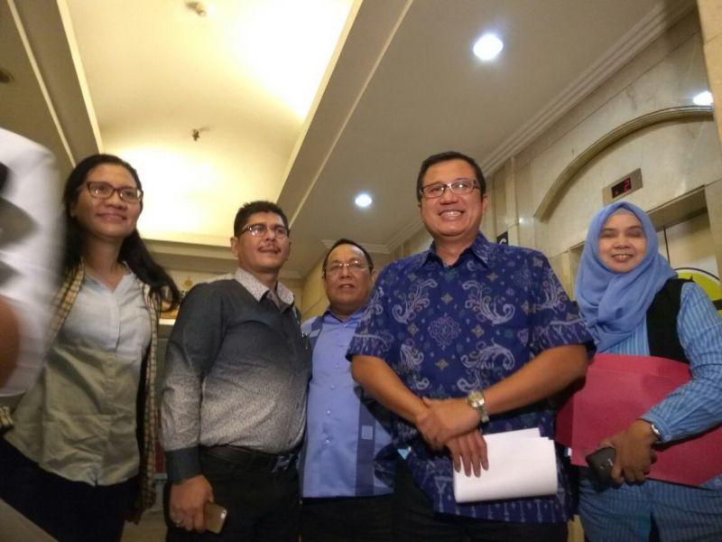 Kader Demokrat Laporkan Balik Oknum Alumni HMI yang Melaporkan SBY