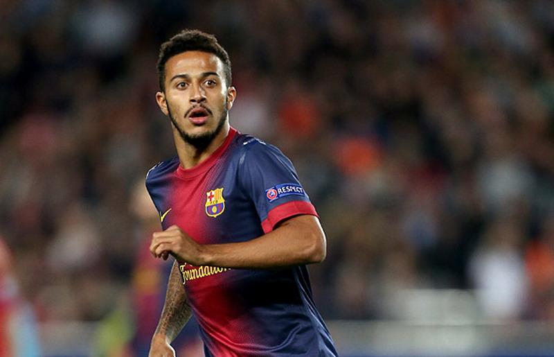 Thiago Alcantara Tidak Menyesal Tinggalkan Barcelona : Okezone Bola