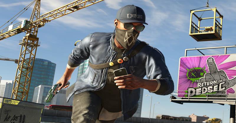 Saingi GTA 5, Pengembang Klaim 'Watch Dogs 2' Lebih Menarik