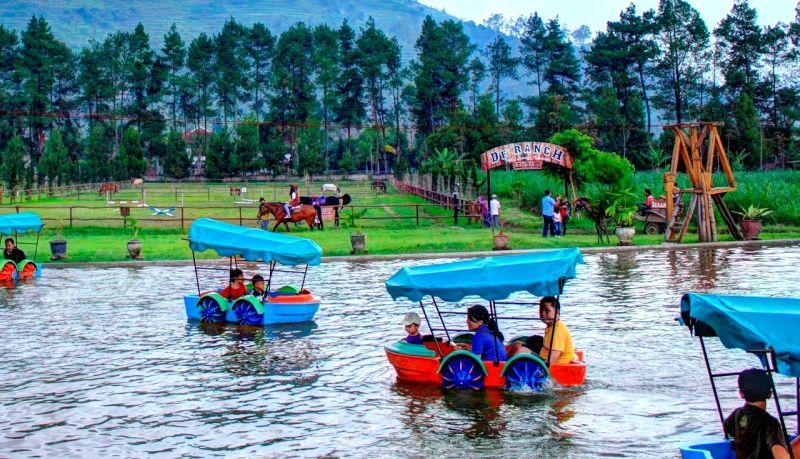 Tempat Wisata Bermain Anak Yang Seru Di Bandung Okezone