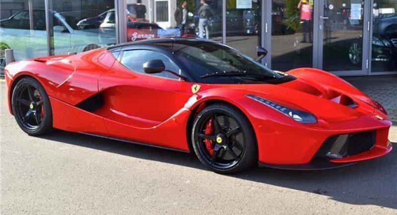 Mobil Ferrari LaFerrari Bekas Terjual Rp147 Miliar ...