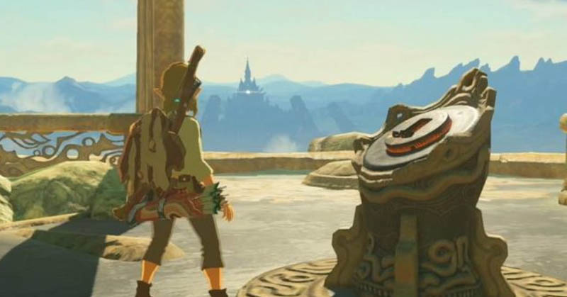 Peluncuran 'The Legend of Zelda: Breath of the Wild' Akan Tertunda