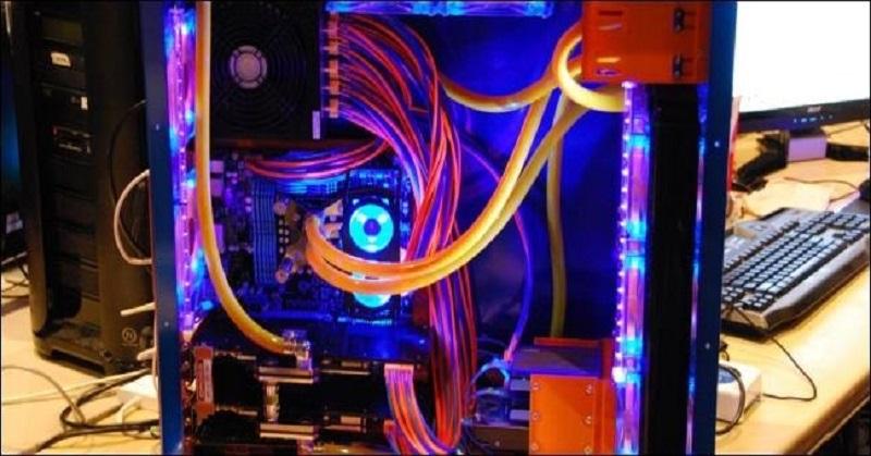 Empat Sistem Pendingin Komputer Okezone Techno