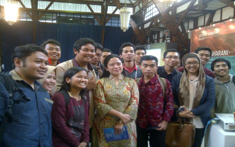 Kuliah Umum di ITB, Puan Maharani Ungkap Cita-Cita Masa Lalu