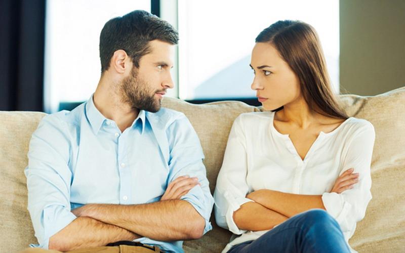 Image result for suami isteri bertengkar