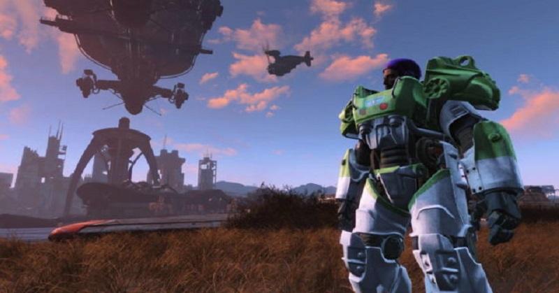 Dukungan Mod untuk Fallout 4 Resmi Hadir di PS4
