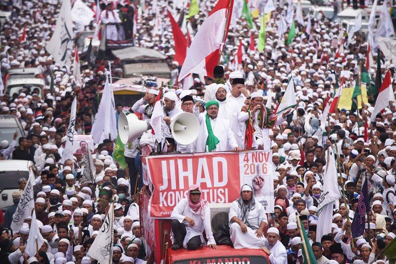 Hasil gambar untuk Aksi Bela Islam III