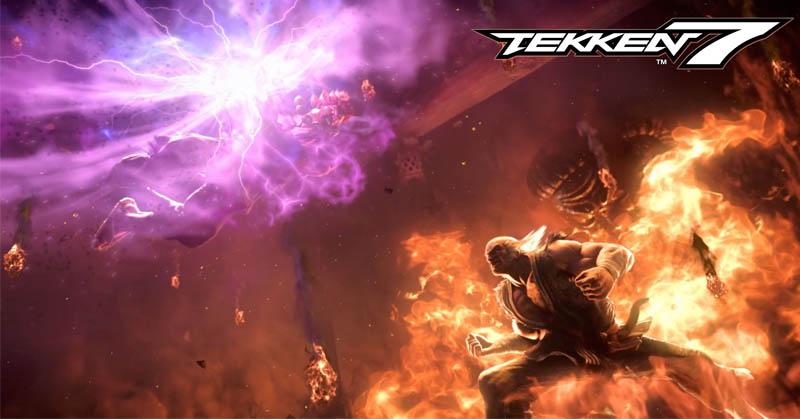 Trailer Terbaru Tekken 7 Tunjukkan Karakter Baru