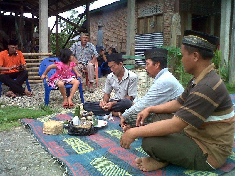 Ritual 'Penunggu Dusun' (Foto: Demon/Okezone)