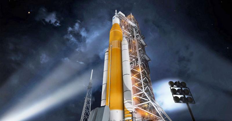 Biaya Misi Luar Angkasa Boros, NASA Minta Masukan