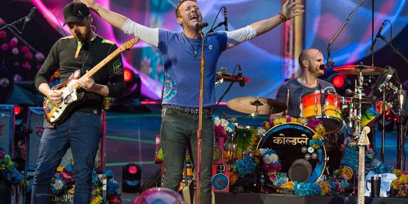 Coldplay Siap Rilis Mini Album Kaleidoscope di 2017 ...