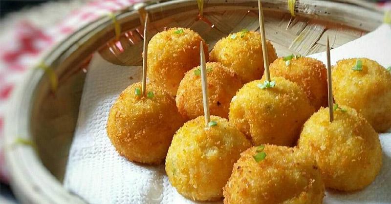 Hari Ini Cuti Kerja? Bikin Camilan Pom Pom Potato Yuk : Okezone Lifestyle