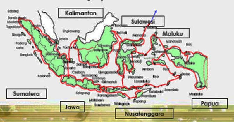 Kominfo Mulai Pembangunan Palapa Ring Tengah