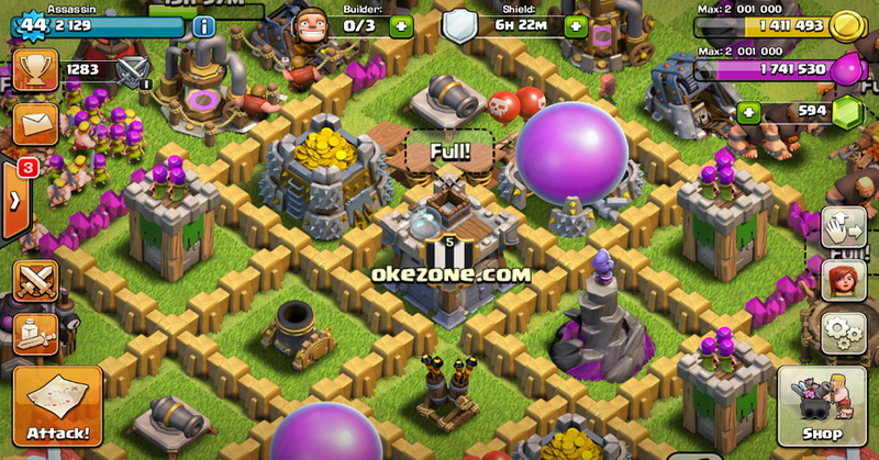 Desember, Clash of Clans Bakal Hadirkan Update